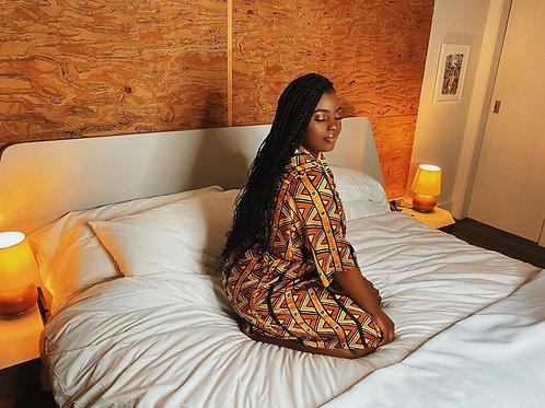Ms Empressive - Silky Robe