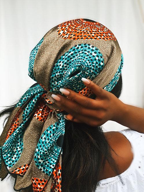 Muna - Silk Wrap