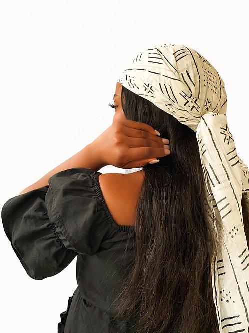 Dubai vibes - chiffon scarf