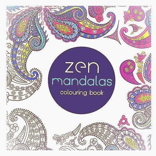 Zen Haven Mandala Art