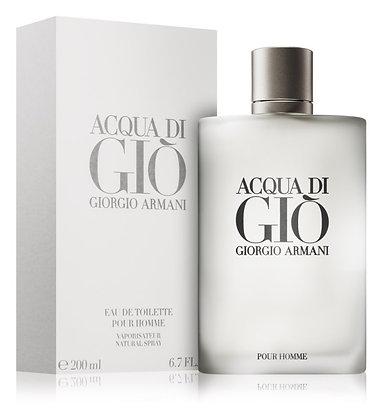 Giorgio Armani Acqua Di Gio Eau de Toilette 200ml