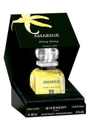 Givenchy Amarige Ylang Ylang EDT 60 ml