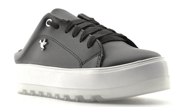 Clap Duck Tennis Casual Negro