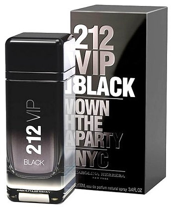 Carolina Herrera 212 Vip Black EDT 100 ml