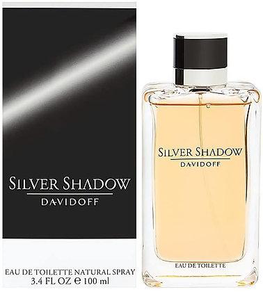 Silver Shadow EDT 100ML Davidoff