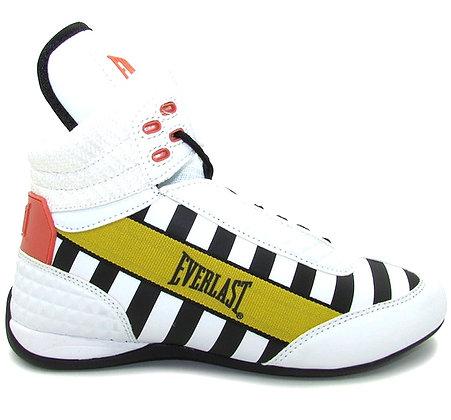 Everlast Tenis blanco Franjas negras