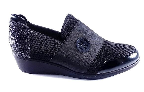 Hispana Zapato De Confort Clásico Mod. Lore Choclo
