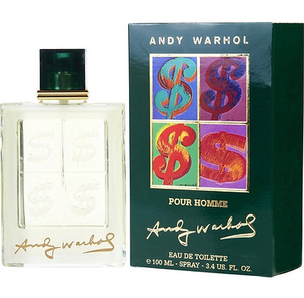 Andy Warhol Pour Homme EDT 100ml