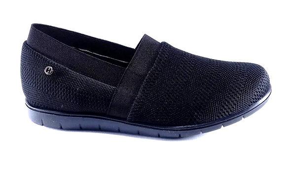 Hispana Zapato De Confort Clásico Mod. Fer Negro