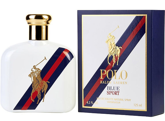 Ralph Lauren Polo Blue Sport EDT 125 ml