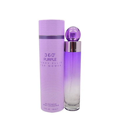 Perry Ellis 360º Purple Eau de Parfum 100ml