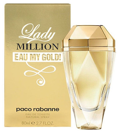 Paco Rabanne One Million Eau My Gold EDT 80 ml