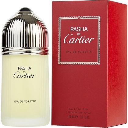 Cartier Pasha Eau de Toilette 100ml