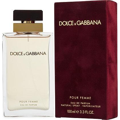 Dolce & Gabbana Pour Femme Eau de Parfum 100ml