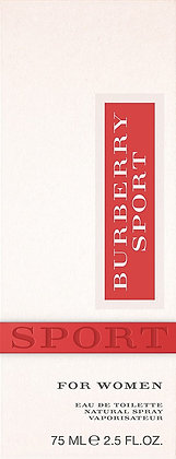 Burberry Sport  Eau De Toilette c/75ml.