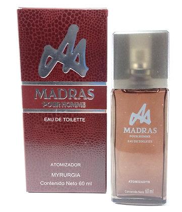 Madras Pour Homme 60ml Eau De Toilette