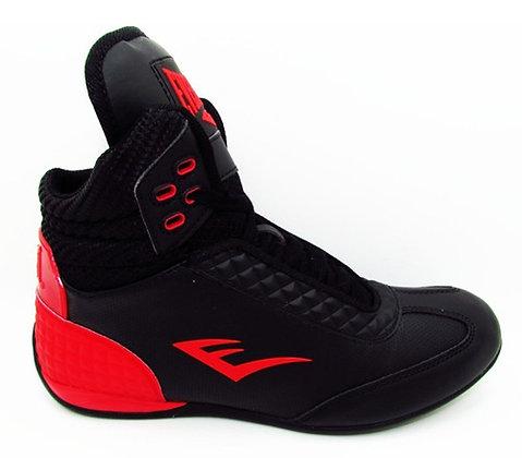 Everlast Tenis Negro/Rojo