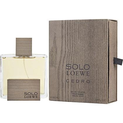 Loewe Solo Loewe Cedro EDT 100 ml