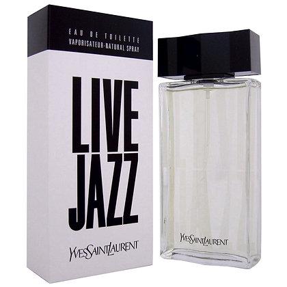 Yves Saint Lauren Live Jazz Eau de Toilette 100 ml