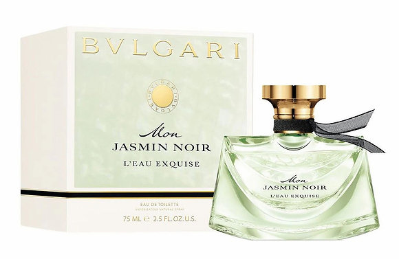 Bvlgari Jasmin Noir L´eau Exquise Eau de Toilette 75 ml