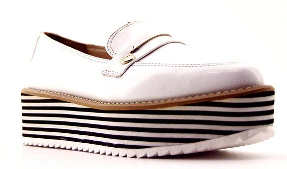 Hispana Zapato Casual blanco