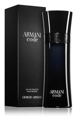 Giorgio Armani Code Eau de Toilette 125ml