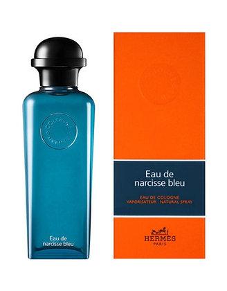 Hermes Eau De Narcisse Bleu 100ml Eau De Cologne.