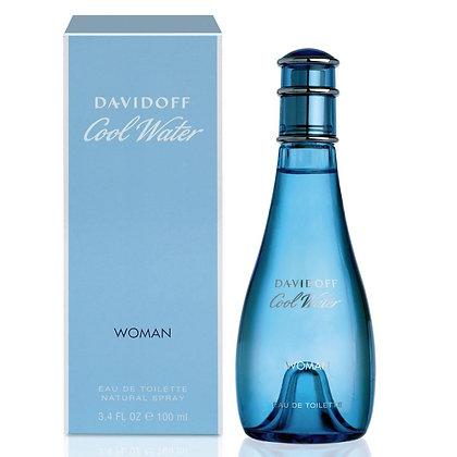 Cool Water woman EDT 100 ml Davidoff