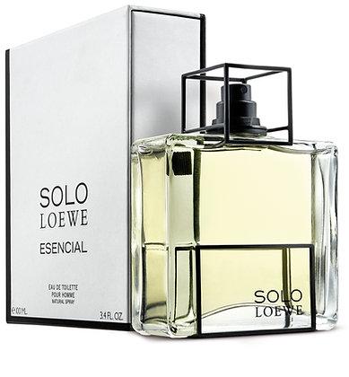 Loewe Solo Loewe Esencial Pour Homme