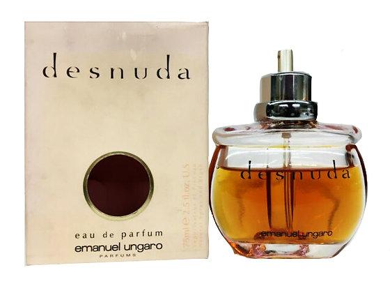 Emanuel Ungaro Desnuda Woman 75 Ml Eau De Parfum