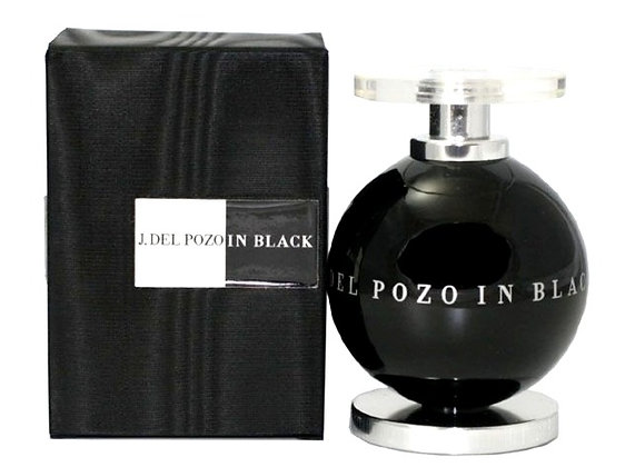 Jesus del Pozo In Black Femme EDT 100 ml