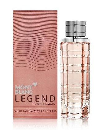 Mont Blanc Legend Pour Femme EDP 75 ml