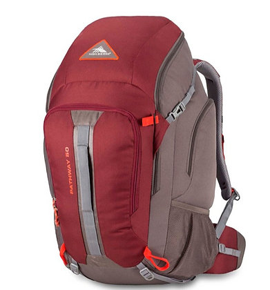 High Sierra Pathwa 50 L Vino Gris
