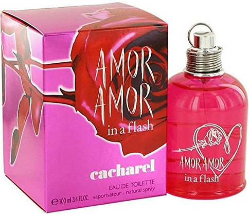 Cacharel Amor Amor in a Flash EDT 100 ml