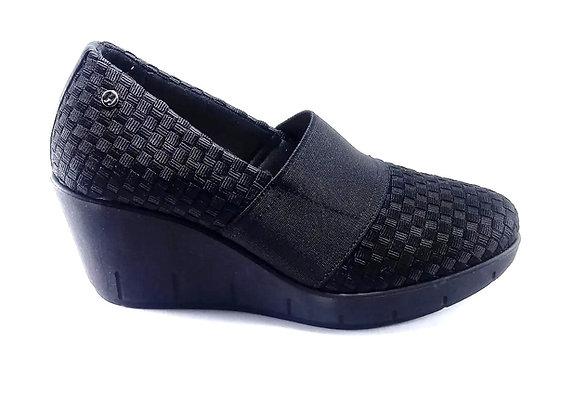 Hispana Zapato Casual De Confort Mod. Gaby Choclo