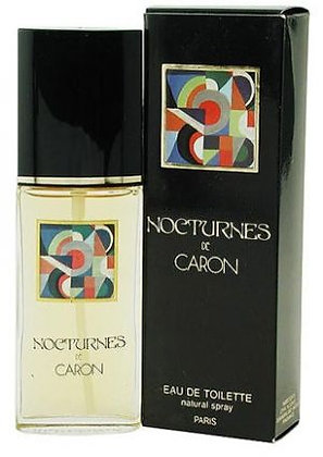 Nocturnes Women EDT 100ml Caron