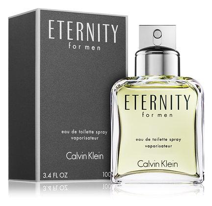 Calvin Klein Eternity Eau de Toilette 100ml
