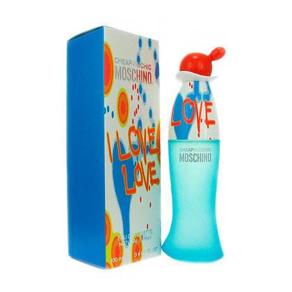Moschino I Love Love Eau de Parfum 100 ml