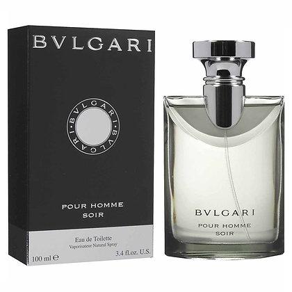 Bvlgari Pour Homme Soir Eau de Toilette 100 ml