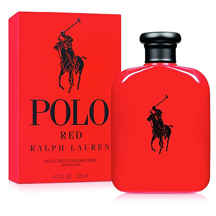 Ralph Lauren Polo Red Eau de Toilette 125 ml
