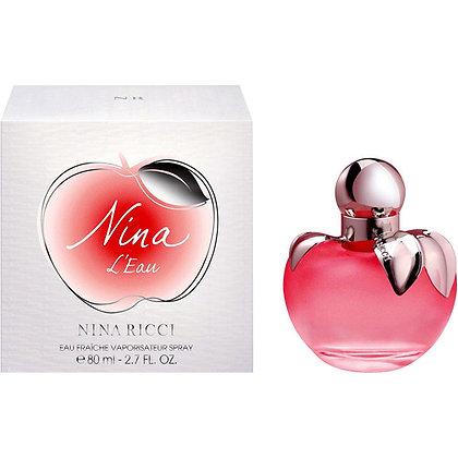 Nina Ricci Nina L´eau EDF 80 ml
