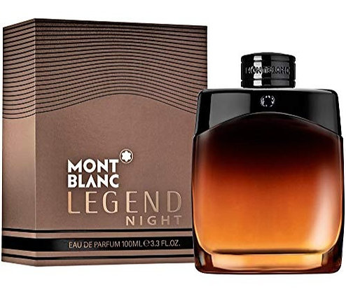 Mont Blanc Legend Night EDT 100 ml