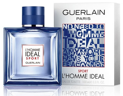 Guerlain L´Homme Ideal Sport EDT 100 ml