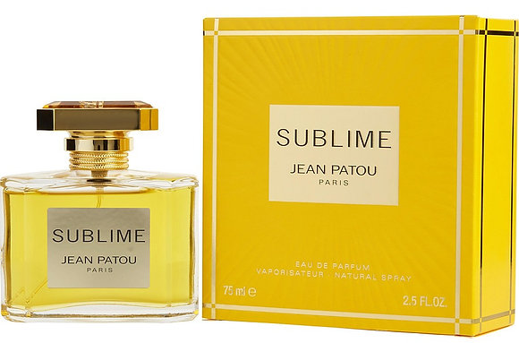 Sublime Women EDT 75ml Jean Patou