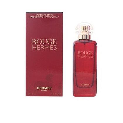 Rouge Hermès c/100 ml Eau De Toilette Hermes.