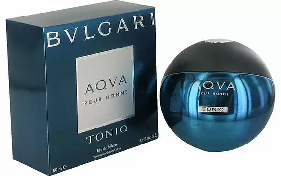 Bvlgari Aqva Pour Homme Toniq Eau de Toilette 100 ml