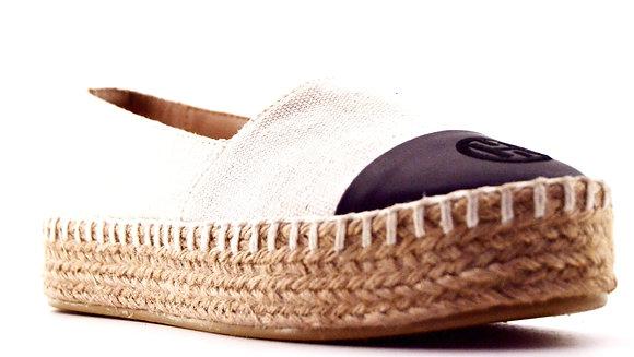 Hispana Zapato Casual hueso
