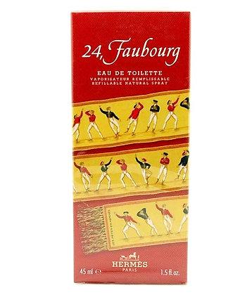 Hermes 24 Faubourg 45ml Eau De Toilette