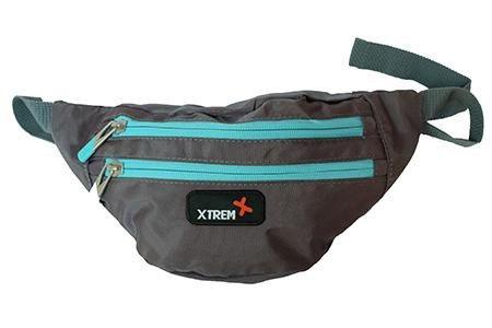 Xtrem Cangurera Sigma Gris Oscuro