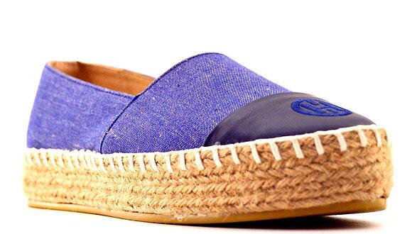 Hispana Zapato Casual mezclilla